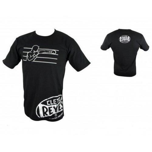 Cleto Reyes Boxing Fighter T-Shirt Black