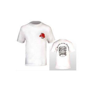 Cleto Reyes Boxing White Logo T-Shirt