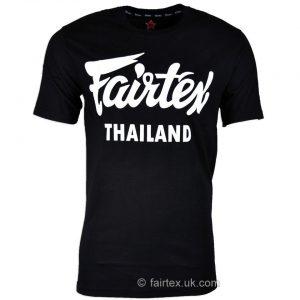 Fairtex Thailand Black TST56 T-Shirt