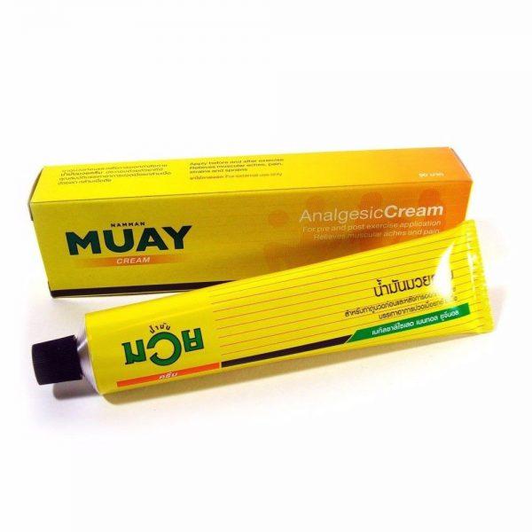 Namman Muay Thai Analgesic Cream 100g