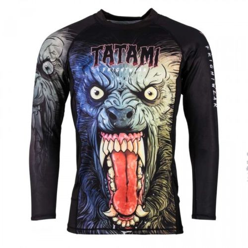Tatami Frightwear Collection Werewolf Rash Guard