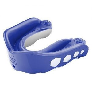 Shock Doctor Gel Max Flavour Fusion Blue Raspberry Mouth Guard