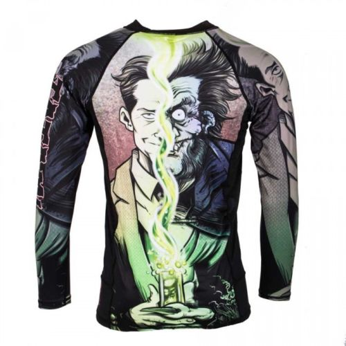 Tatami Frightwear Collection Jekyll & Hyde Rash Guard