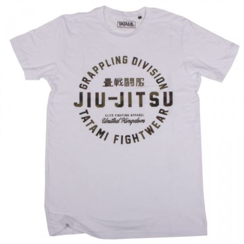 Tatami Official Jiu Jitsu Camo T-Shirt