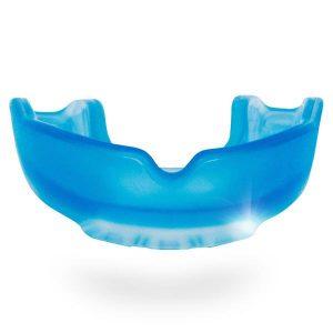 Safejawz Ice Edition Blue Extro Series Self-Fit Mouth Guard