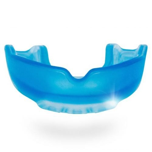 Safejawz Ice Edition Blue Extro Series Self-Fit Mouth Guard