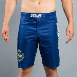 Scramble Roundel Shorts in Blue