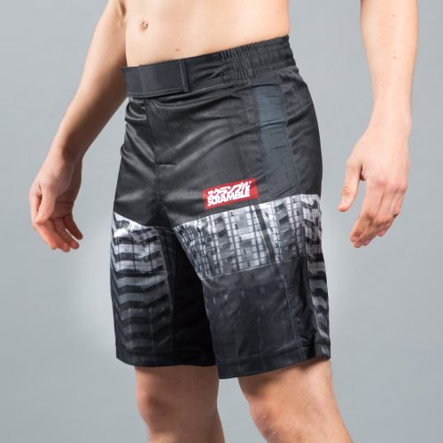 Scramble Toshi Shorts Black