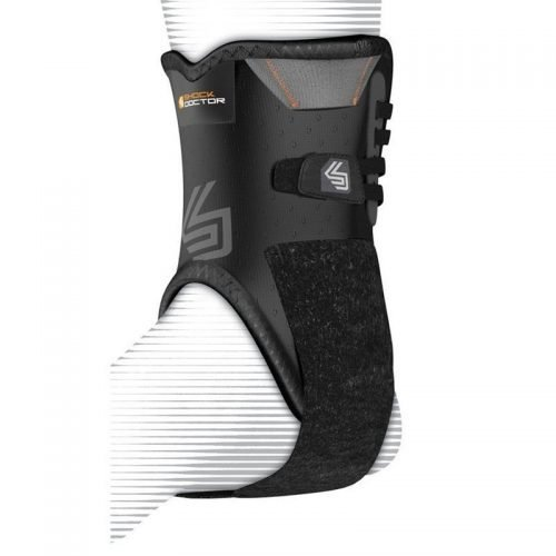 Shock Doctor 847 Ankle Brace with Bilateral Stabilisers