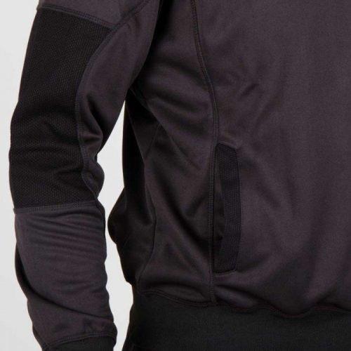Tatami Athletic Pearl Weave Tracksuit Black