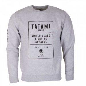 Tatami Brand Sweatshirt Grey