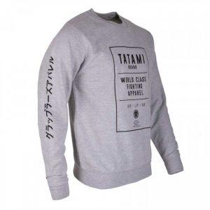 Tatami Brand Sweat Shirt Grey