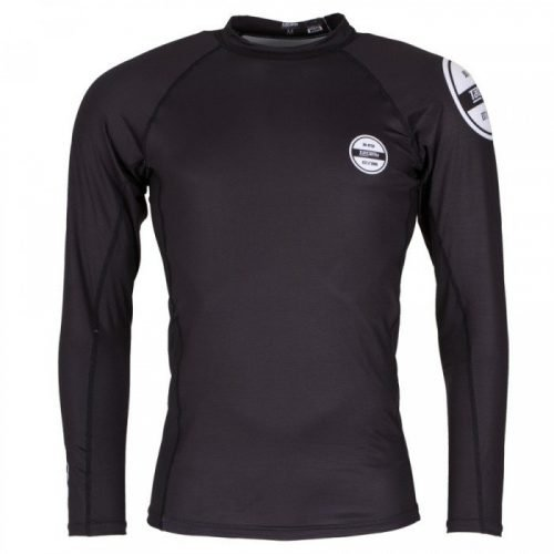 Tatami Ladies Long Sleeve Rash Guard in Black