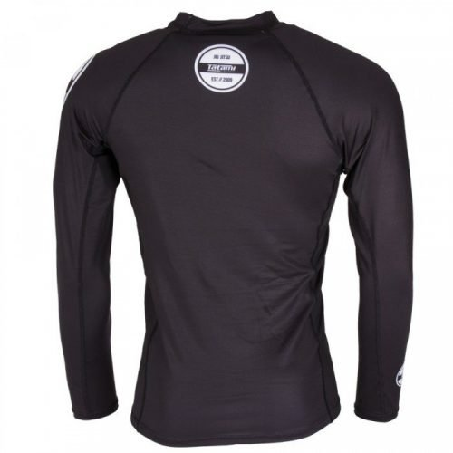 Tatami Ladies Classic Long Sleeve Rash Guard Black