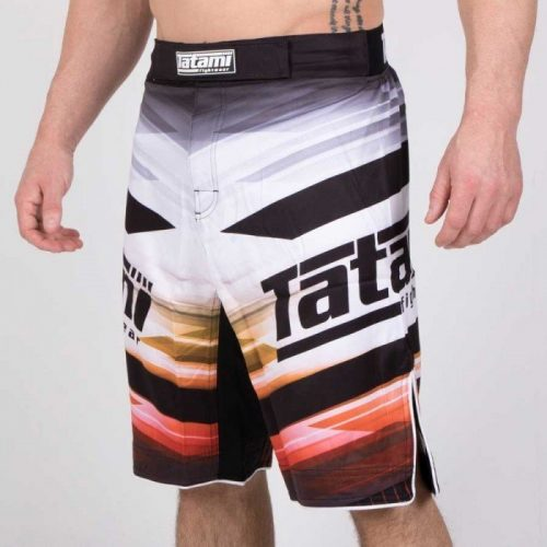 Tatami Collision Standard Fit Shorts in White
