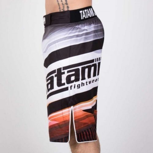 Tatami Collision Standard Fit Shorts White
