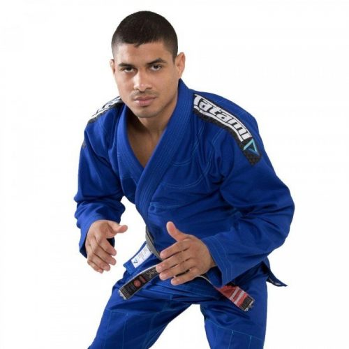 Tatami Elements Ultralite Blue BJJ Gi
