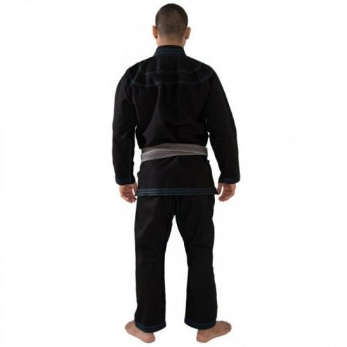 Tatami Elements Ultralite Black BJJ Gi