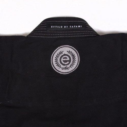 Tatami Estilo 6 BJJ Gi Black & Graphite