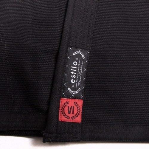 Tatami Estilo 6 Black on Black