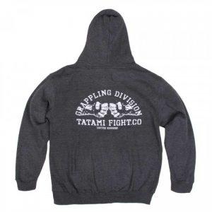 Tatami Grappling Division Zip Up Hoodie