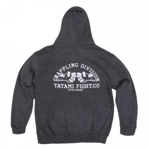 Tatami Grappling Division Zip Up Hoodie