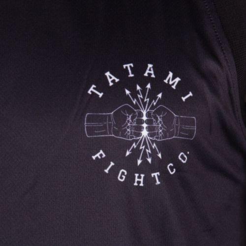 Tatami Tank Jersey Grappling Division Vest Black