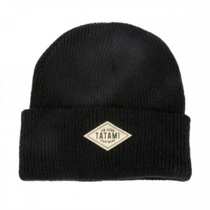 Tatami Heritage Beanie Black