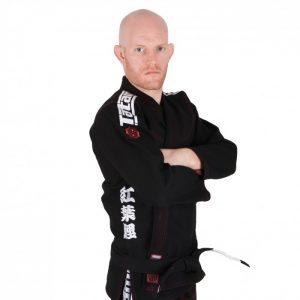 Tatami Japan Series Maple Koi BJJ Gi Black