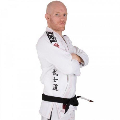 Tatami Japan Series Samurai BJJ Gi White