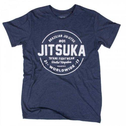 Tatami Jitsuka T-Shirt Navy