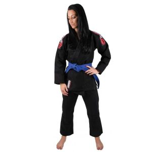 Tatami Ladies Nova MK4 BJJ Gi Black