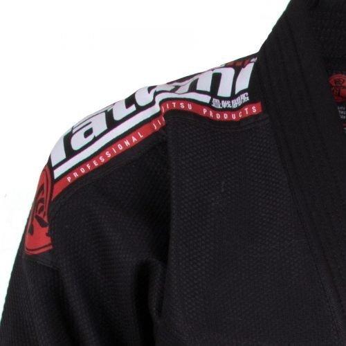 Tatami Ladies Nova MK4 BJJ Gi Black