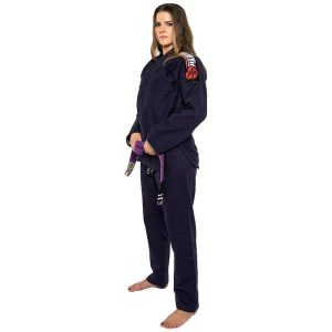 Tatami Ladies Nova MK4 BJJ Gi Navy