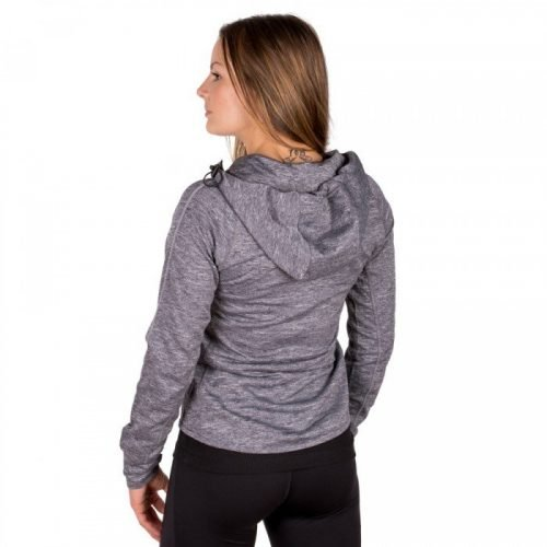 Tatami Ladies Zip Up Track Jacket Grey