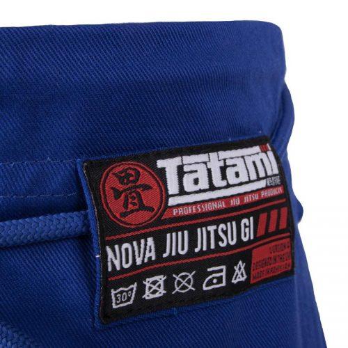 Tatami Ladies Nova MK4 BJJ Gi Blue