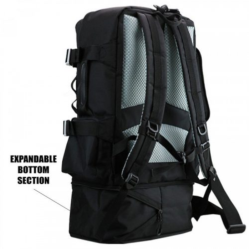 Tatami Omega Backpack Black