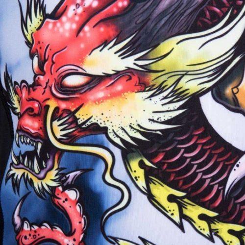 Tatami Oriental Rash Guard