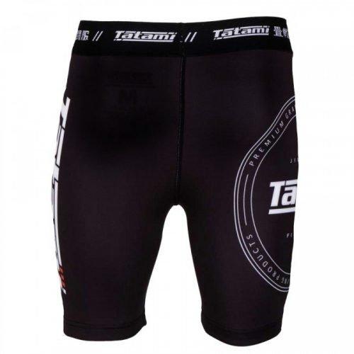 Tatami Renegade Black VT Shorts