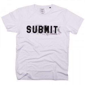 Tatami Submit T-Shirt White