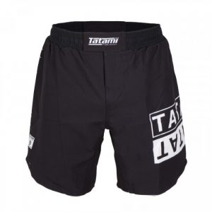 Tatami White Label Grapple Fit Shorts in Black