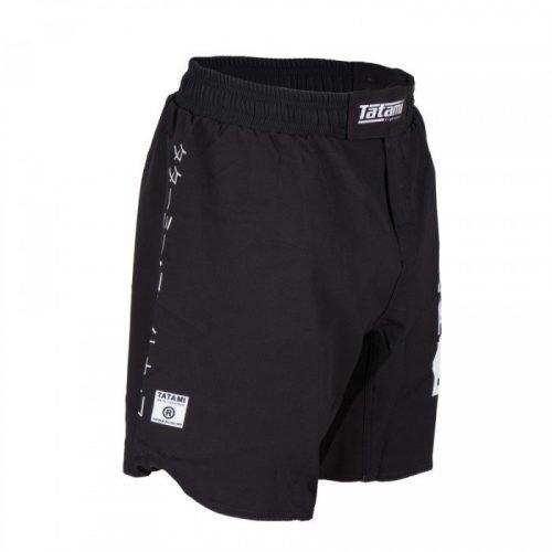 Tatami White Label Grapple Fit Shorts Black