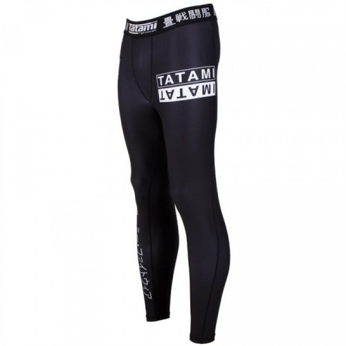 Tatami White Label Spats Tights Black