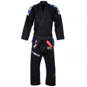 Tatami Zero G V4 Lightweight BJJ Gi in Black