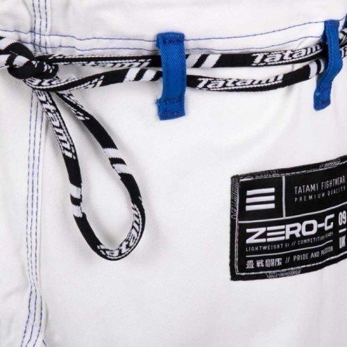 Tatami Zero G V4 Advanced Lightweight BJJ Gi White