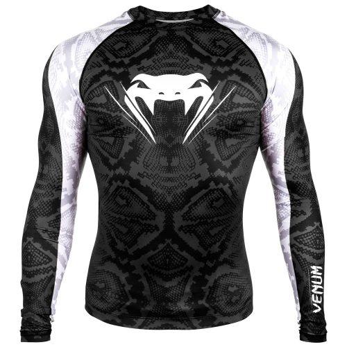 Venum Amazonia 5.0 Rash Guard in Black White