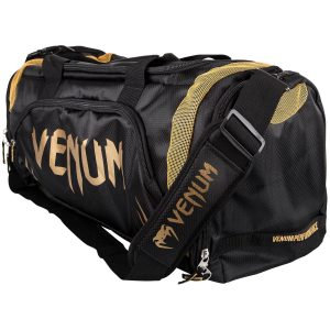 Venum Trainer Lite Sport Bag Black Gold