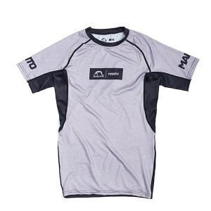 Manto Combo Melange Short Sleeve Rash Guard