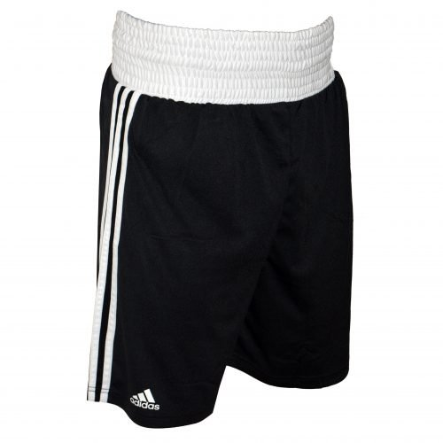 Adidas Base Punch Boxing Shorts Black