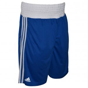 Image of Adidas Boxing Shorts Base Punch Blue.